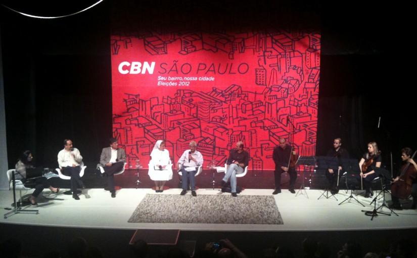 Debate sobre a saúde em São Paulo tem a participacão do Quarteto do Limiar